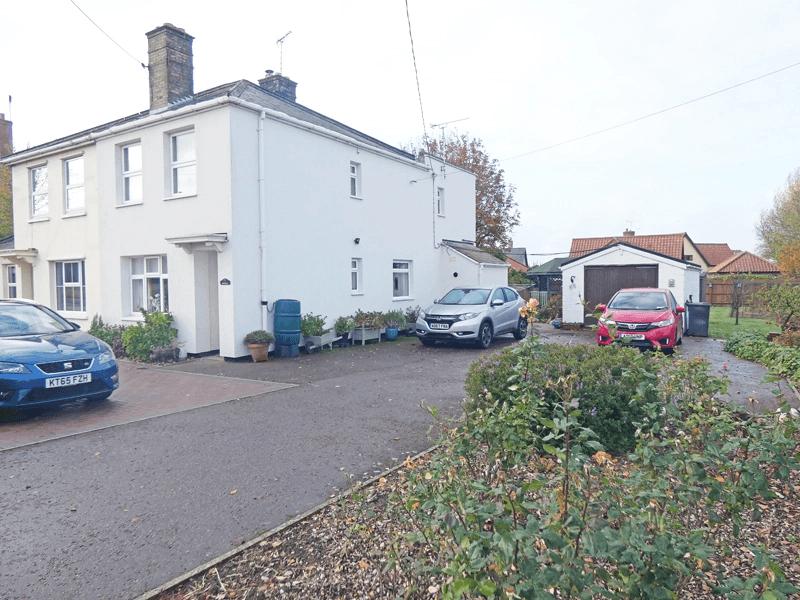Ashfield Road, Elmswell