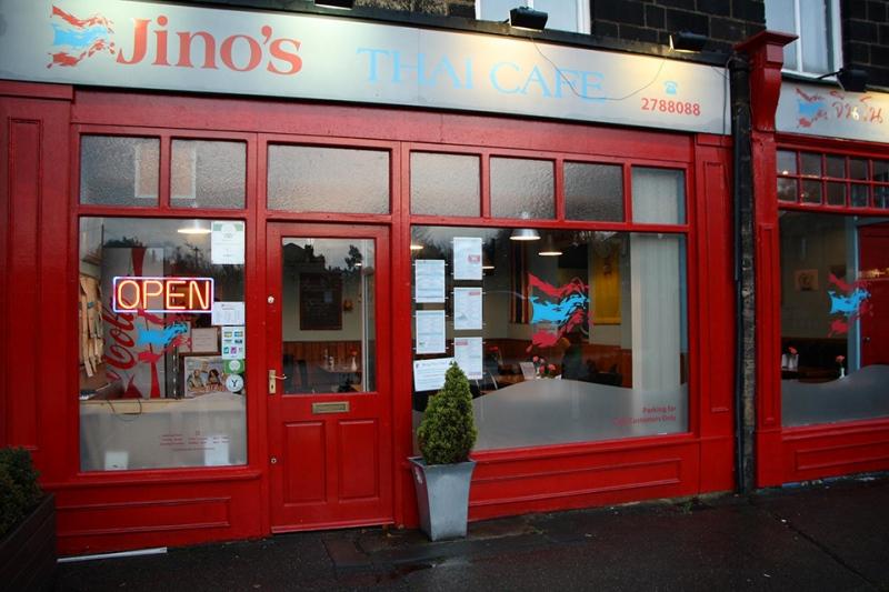 Jinos Thai Cafe, Headingley