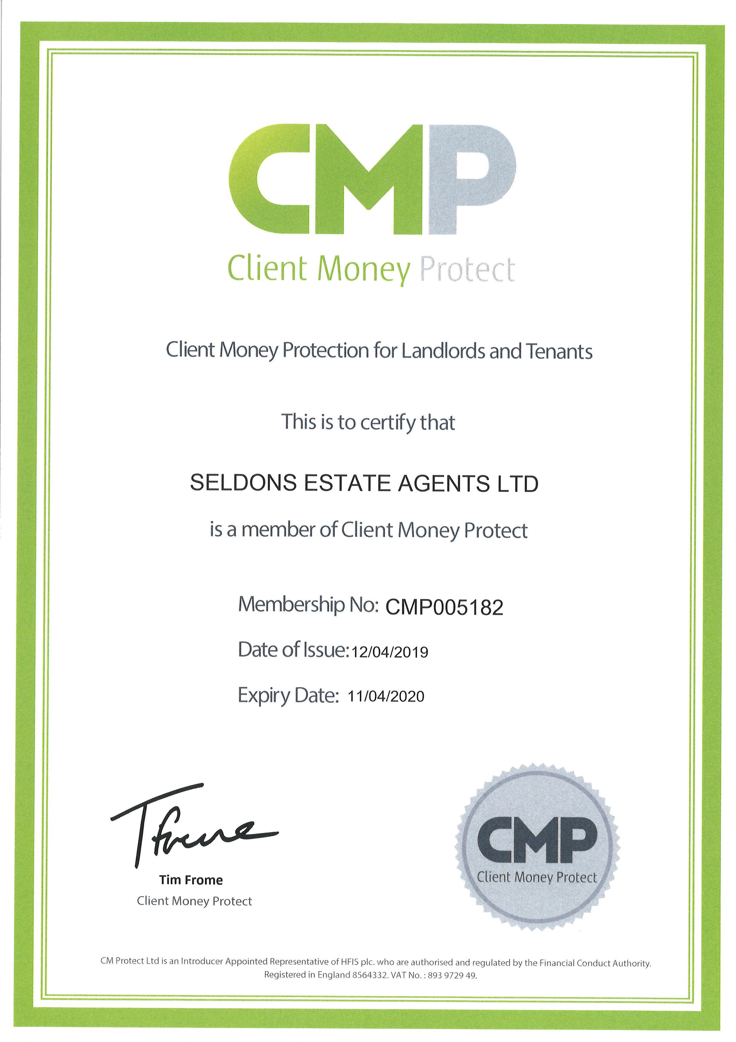 certificate cmp