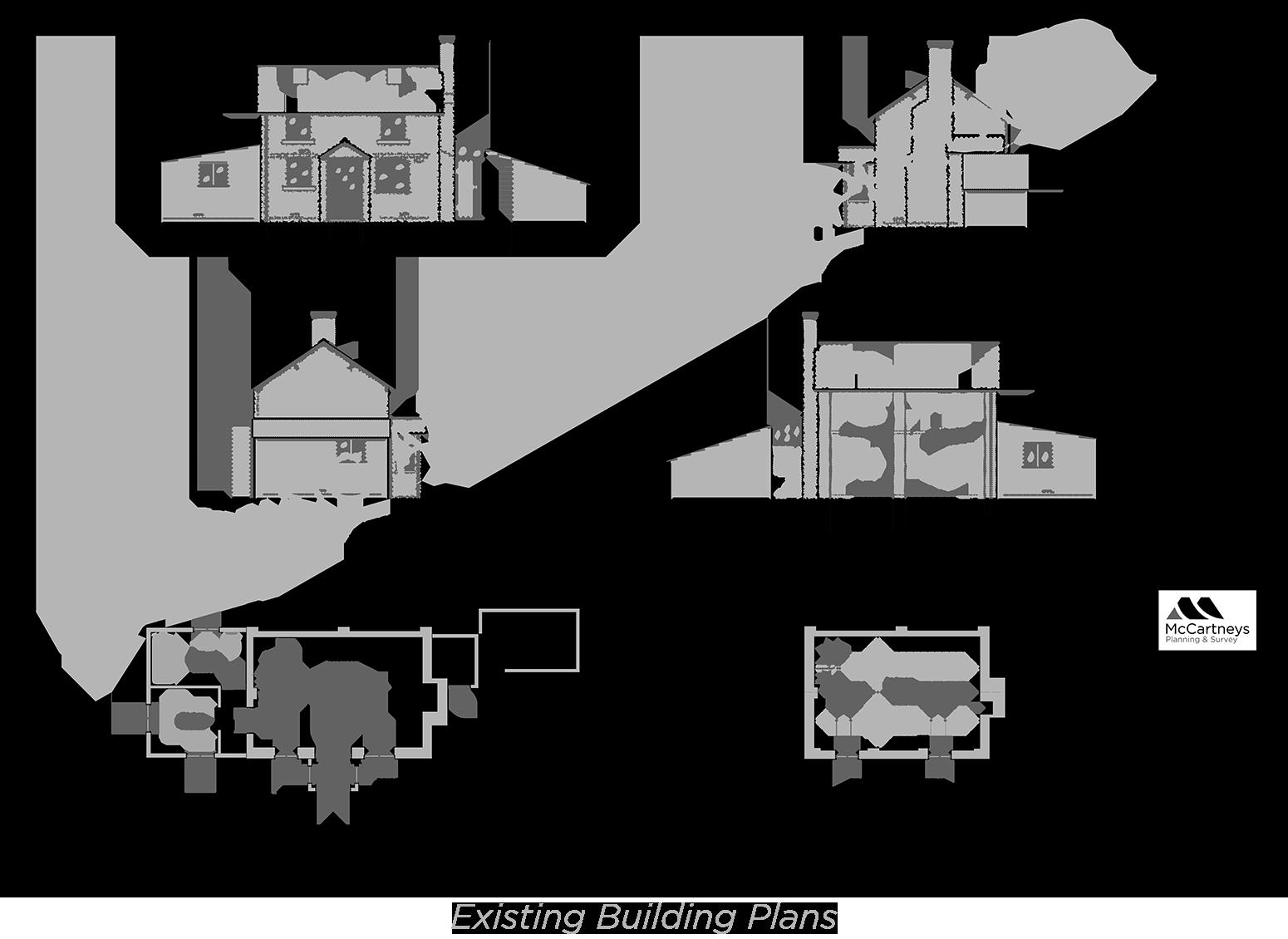 Existing Building Plans
